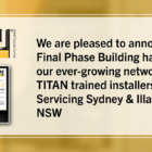 New Installer Final Phase Building